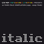 10 Years Italic Compilation (1999-2009) by Various Artists