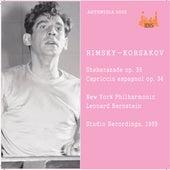Rimsky-Korsakov: Scheherazade & Capriccio espagnol von Various Artists