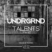 UNDRGRND Talents, Vol. 2 de Various Artists