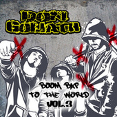 Boom Bap to the World, Vol. 3 von Don Goliath