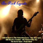 Pure Rock Legends by Various Artists