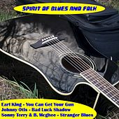 Spirit of Blues and Folk by Various Artists
