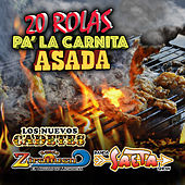 20 Rolas Pa' La Carnita Asada by Various Artists