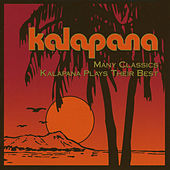Many Classics Kalapana Plays Their Best de Kalapana