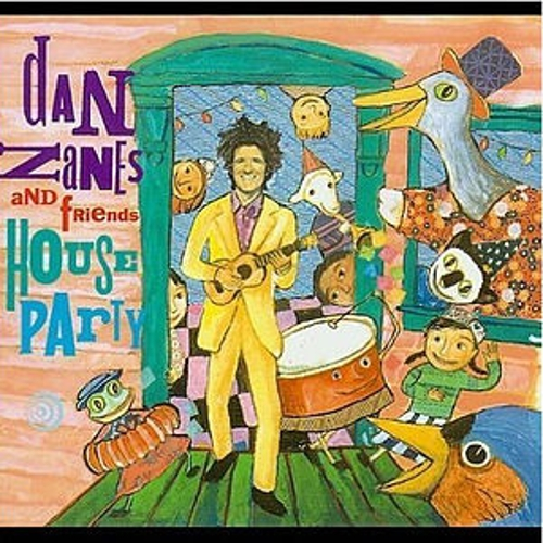 House Party by Dan Zanes