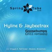 Goosebumps (2011 Remixes) de Hyline & Jaybeetrax