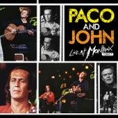Paco and John Live at Montreux 1987 de Paco de Lucia