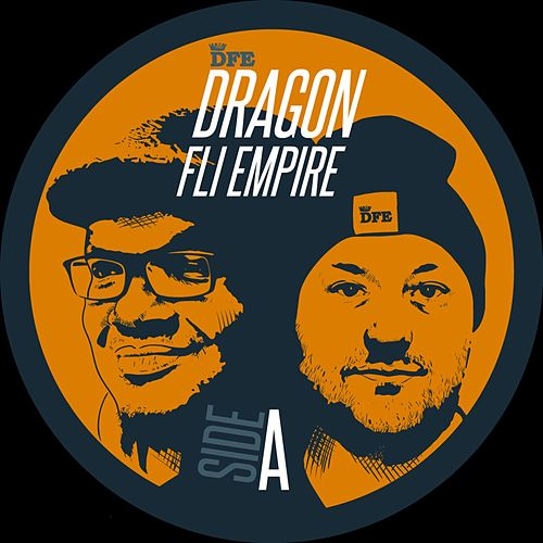 Hold Down the Fort / Right on Time de Dragon Fli Empire
