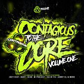 Contagious To The Core, Vol. 1 - EP de Various Artists