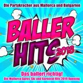 Baller Hits 2018 - Das ballert richtig! - Die Partykracher aus Mallorca und Bulgarien (Die Mallorca Après Ski und Karneval 2019 Opening Hits) von Various Artists