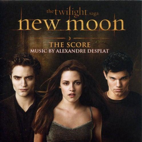 The Twilight Saga: New Moon (The Score) by Alexandre Desplat