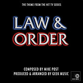 Law And Order- Main Theme by Geek Music