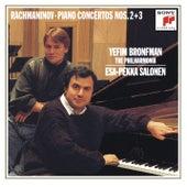 Rachmaninoff: Piano Concertos 2 & 3 by Yefim Bronfman