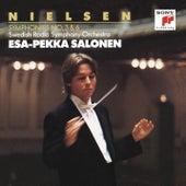 Nielsen: Symphonies Nos. 3 & 6 by Esa-Pekka Salonen