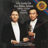 Sibelius & Nielsen: Violin Concertos by Esa-Pekka Salonen