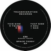 Space Teddy EP de Ebi