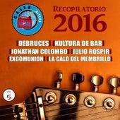 Recopilatorio Gaser Discos 2016, Vol. 5 von Various Artists