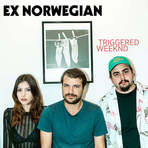 Triggered Weeknd by Ex Norwegian