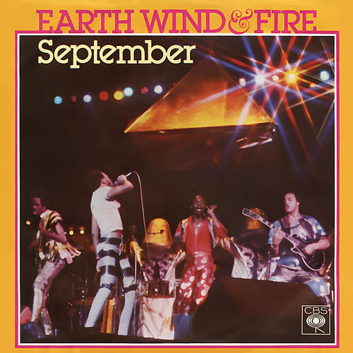 September by Earth, Wind & Fire