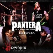 I'm Broken (Live) von Pantera