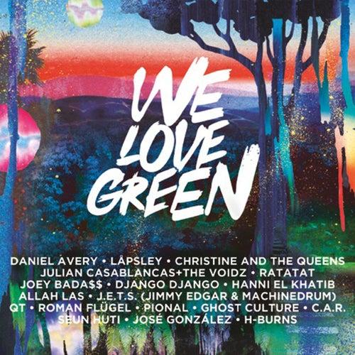 We Love Green 2015 de Various Artists