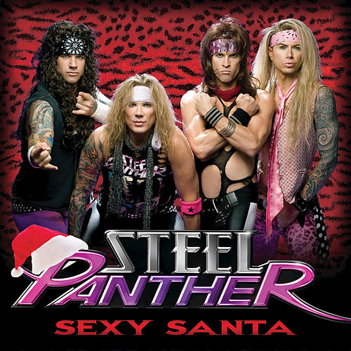 Sexy Santa by Steel Panther