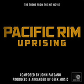 Pacific Rim Uprising - Main Theme by Geek Music