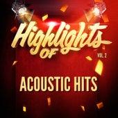 Highlights of Acoustic Hits, Vol. 2 de Acoustic Hits