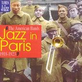 Jazz in Paris (1918-1923) de Various Artists
