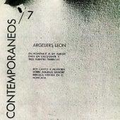 Contemporáneos 7: Argeliers León (Remasterizado) de Nancy Casanova