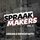 Spraakmakers Vol. 2 - Urban & Hiphop Hits van Various Artists