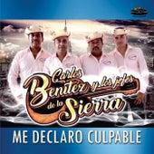 Me Declaro Culpable by Carlos Benitez Y Los Jefes De La Sierra