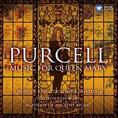 King's College Choir: Purcell de Choir of King's College, Cambridge