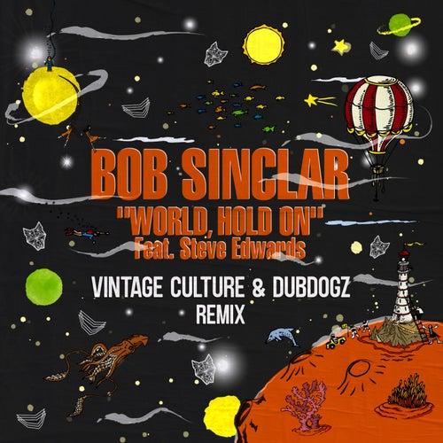 World Hold On (Radio Edit) [Vintage Culture & Dubdogz Remix] (Vintage Culture & Dubdogz Remix) di Bob Sinclar