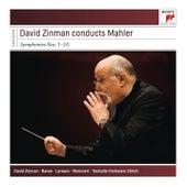 David Zinman Conducts Mahler Symphonies von David Zinman