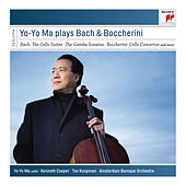 Yo-Yo Ma Plays Bach & Boccherini by Various Artists