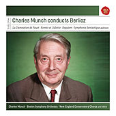 Charles Munch Conducts Berlioz van Charles Munch