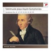 Tafelmusik Plays Haydn Symphonies by Bruno Weil