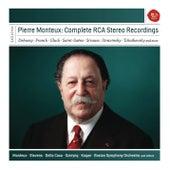 Pierre Monteux - The Complete RCA Stereo Recordings de Pierre Monteux