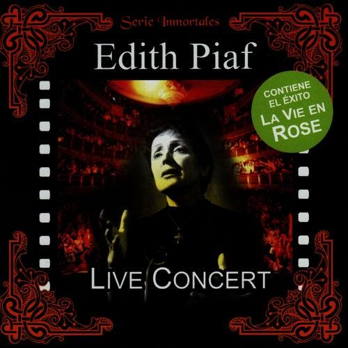 La Vie En Rose: In Concert by Edith Piaf