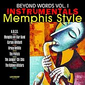Beyond Words - Instrumentals Memphis Style, Vol. 1 by Various Artists