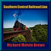 Southern Central Railroad Line by Richard Melvin Brown