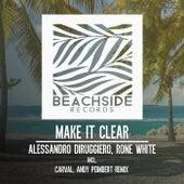 Make it clear EP by Alessandro Diruggiero Rone White