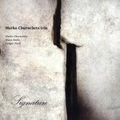 Signature de Marko Churnchetz Trio