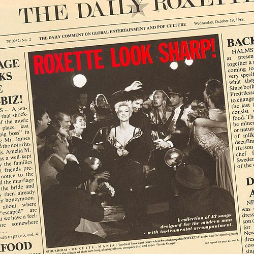 Look Sharp! (2009 Version) by Roxette