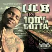 100% Percent Gutta by Lil'B