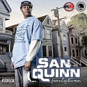 From a Boy to a Man by San Quinn