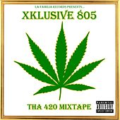 Tha 420 Mixtape by Xklusive 805