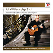 John Williams Plays Bach by John Williams