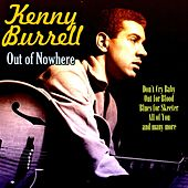 Out of Nowhere von Kenny Burrell